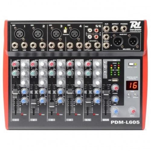 POWER DYNAMICS PDM L605