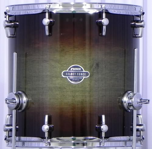 Sonor SELECT FORCE Jungle Set Dark Forest