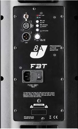 FBT J8A 2V