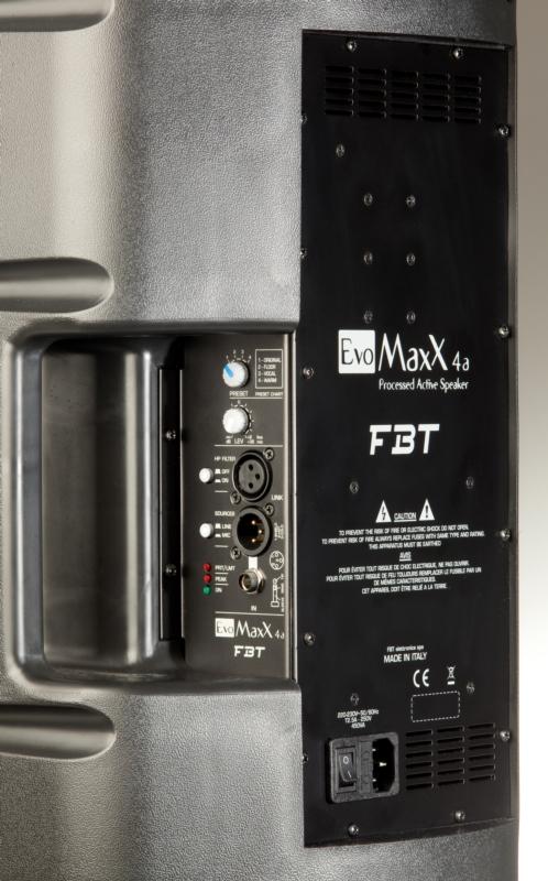 FBT EVO2 MAXX 4A V2