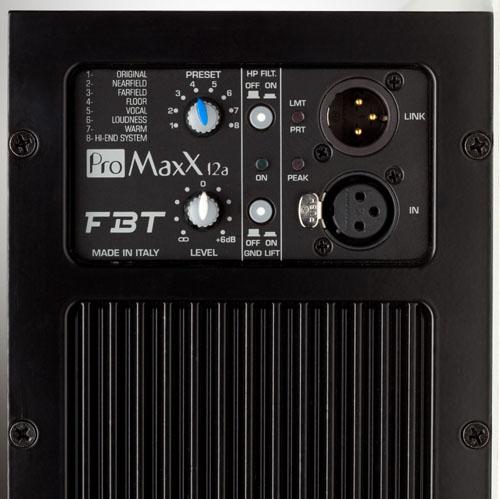 FBT ProMaxX 12A