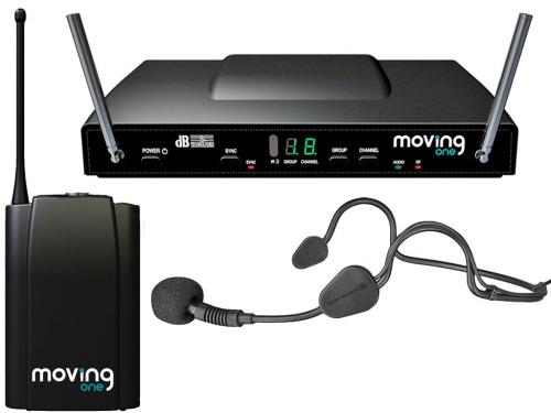DB Technologies MOVING ONE-B