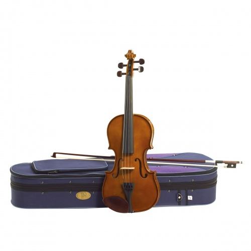 STRUM. AD ARCO Stentor Student I PREPARATO violino con kit 4/4