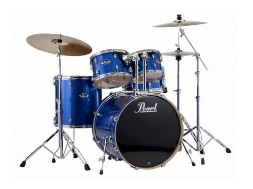 Pearl EXX725C Export Standard Electric Blue Sparkle