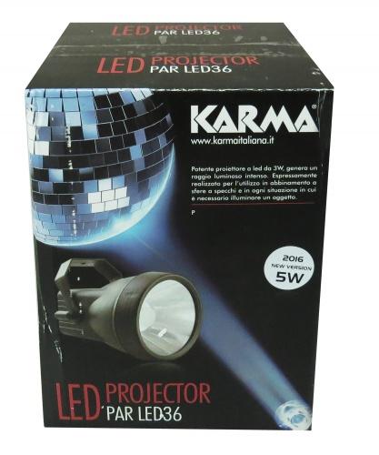 Karma PAR LED36