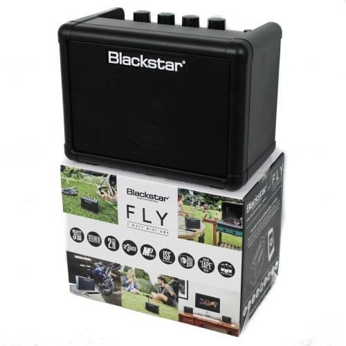 BLACKSTAR FLY3 Guitar Black