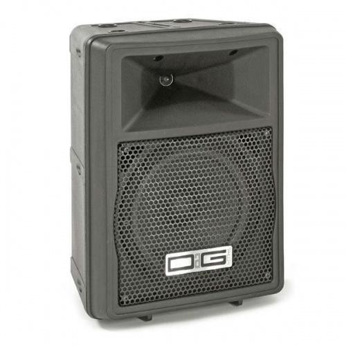 DaG 10P MP3-BT - Cassa Attiva Bi-Amplificata 200W con MP3 e Bluetooth