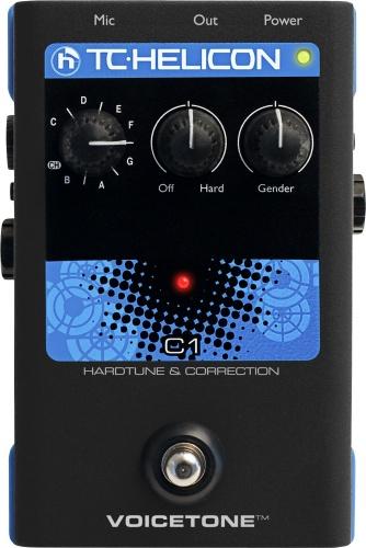 TH HELICON Voice Tone C1 HardTune & Correction