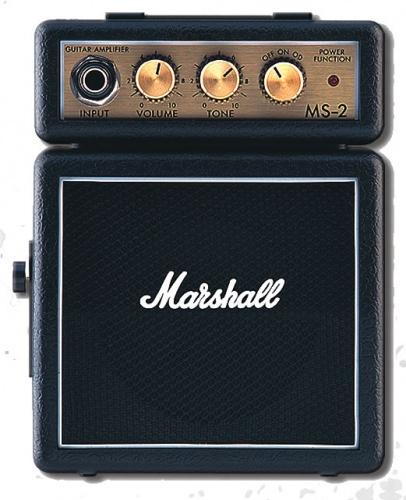 Marshall MS-2 BLACK 1WATT