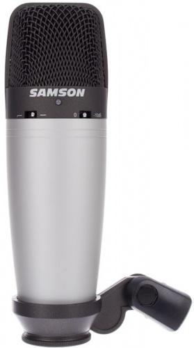 Samson C03 - Microfono a Condensatore - Multi-Pattern