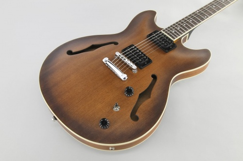 Ibanez AS53-TF - Tobacco Flat