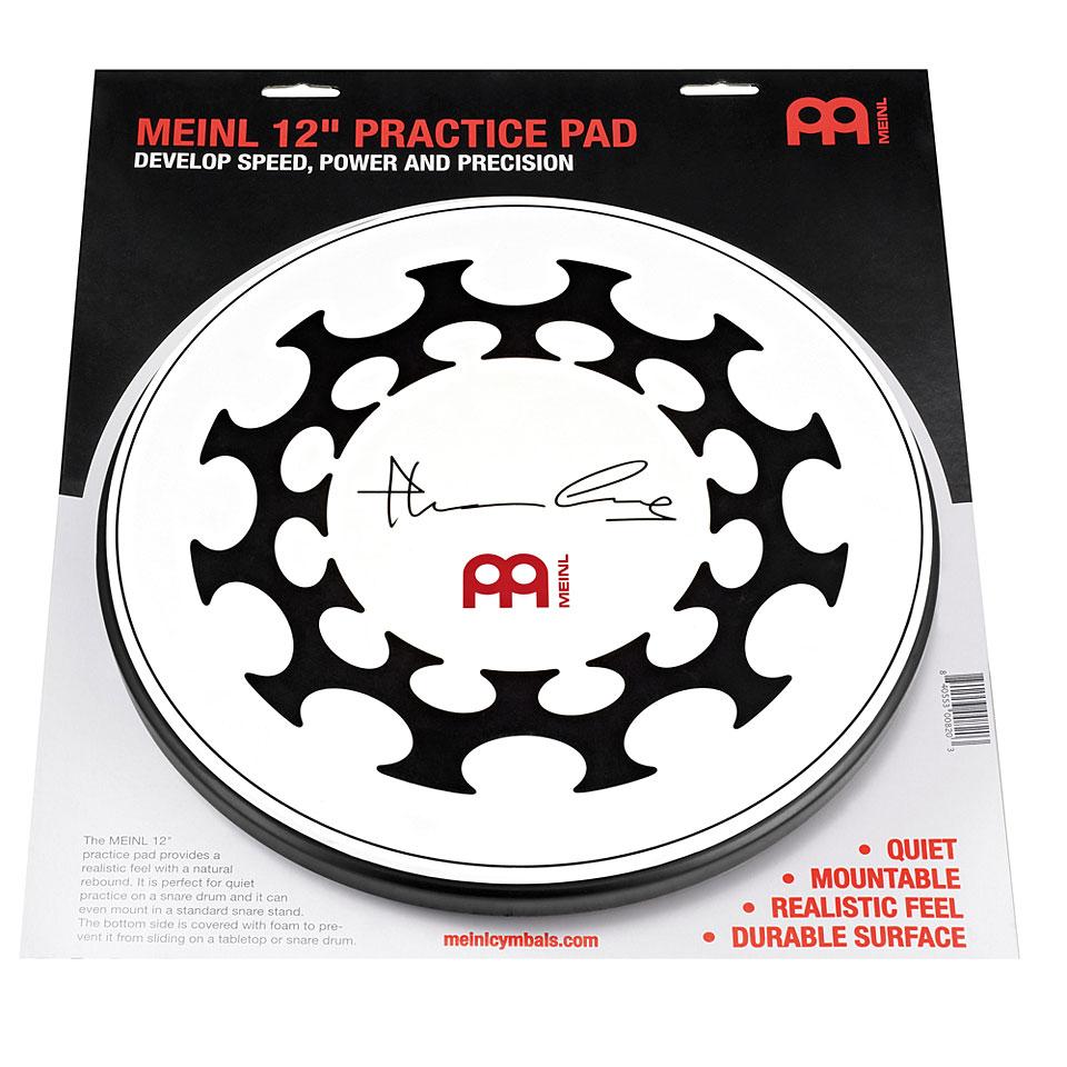Meinl MPP 12 Practice Pad Thomas Lang Signature